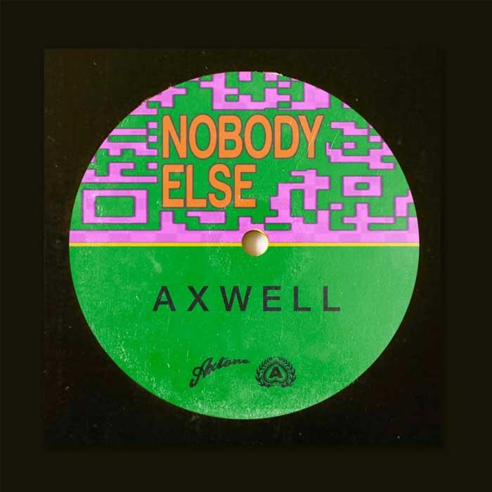 la copertina di Nobody Else