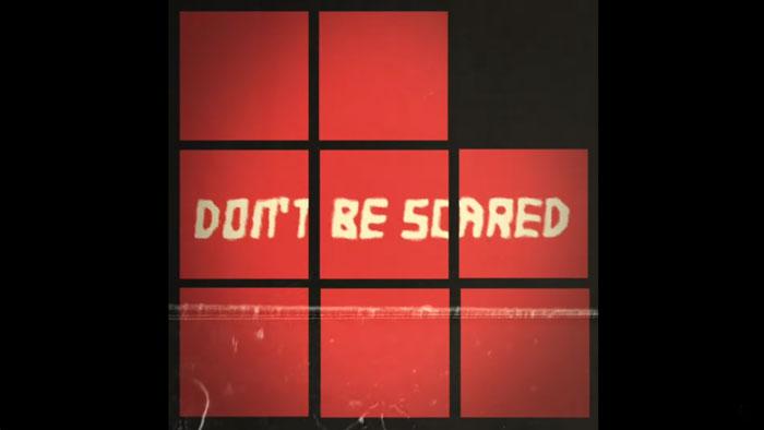 clicca qui per guardare il lyric video di Scared Of Love