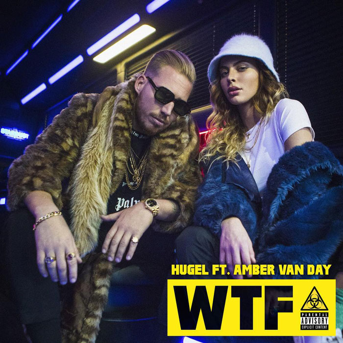 copertina brano wtf
