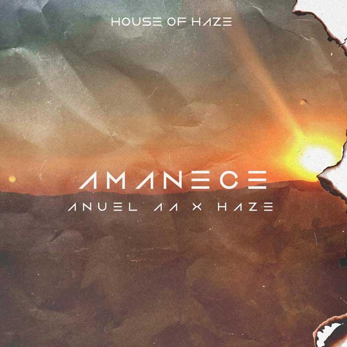 copertina brano amanece