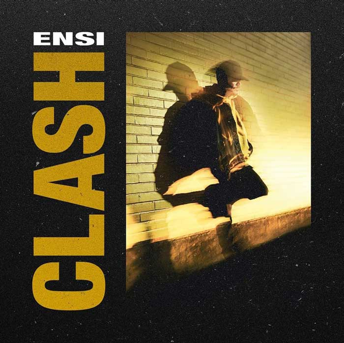 copertina album clash by ensi