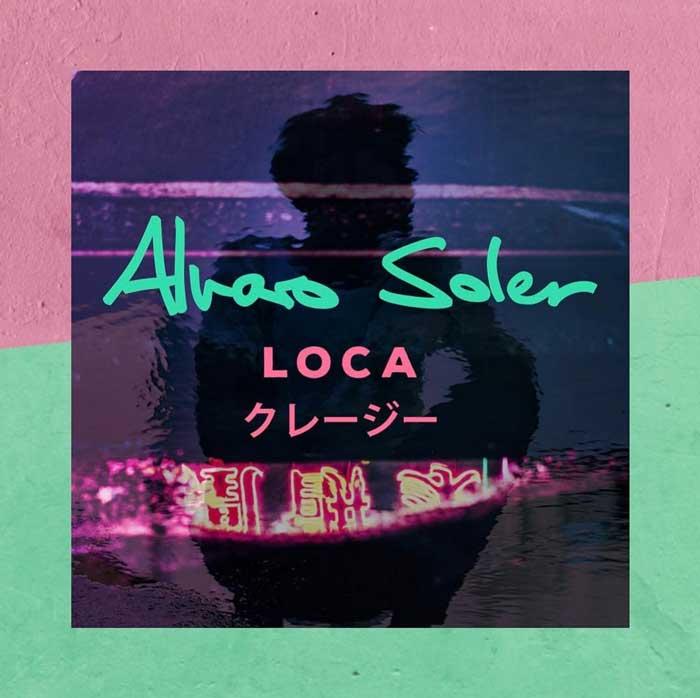 copertina brano Loca