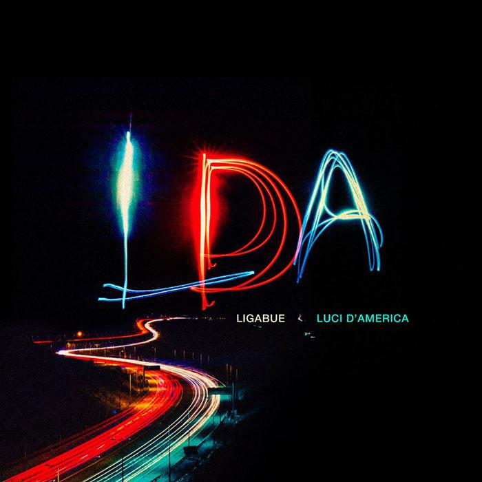 copertina brano luci d'america