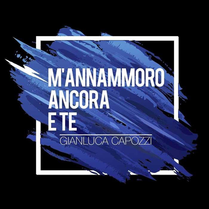 copertina brano M'Annammoro ancora e te