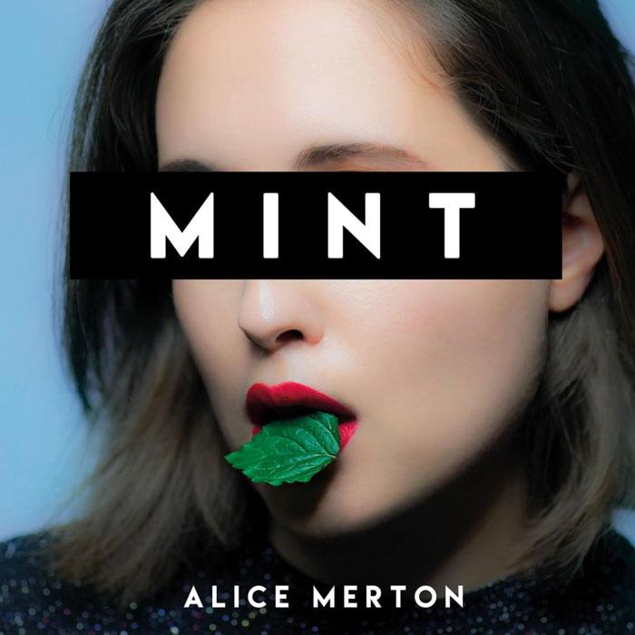 copertina album di alice merton mint