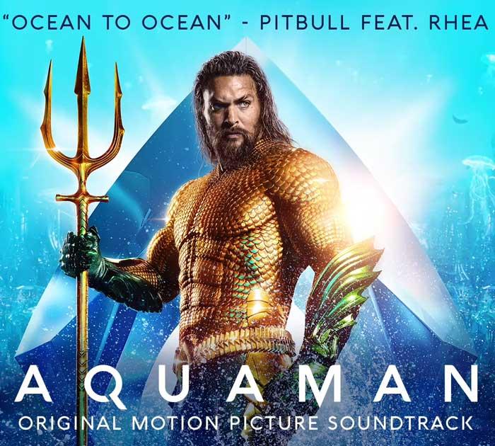 la copertina di ocean to ocean by pitbull