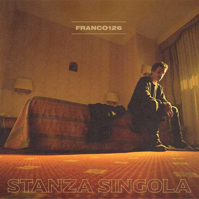 copertina album Stanza Singola