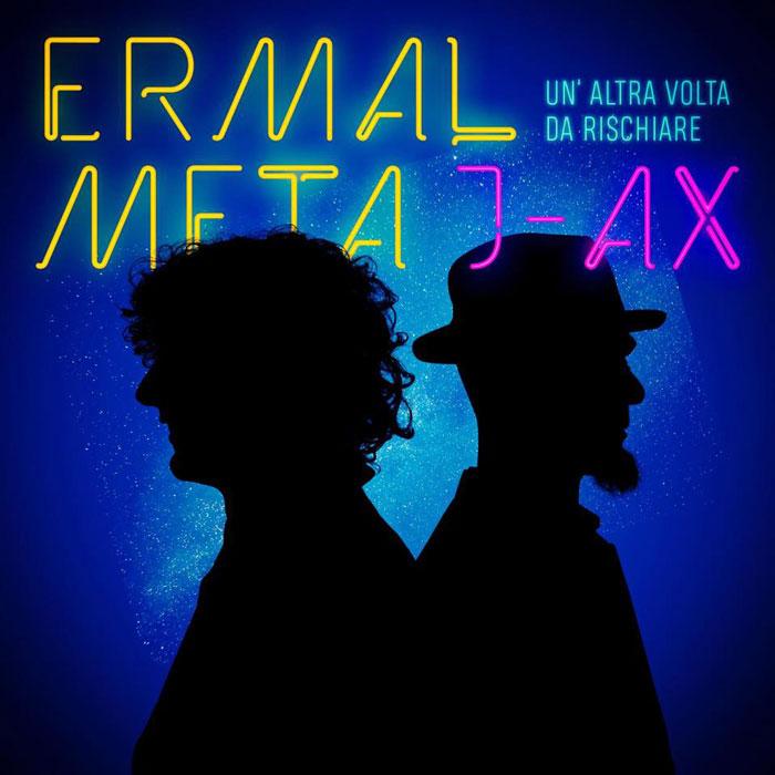 copertina brano Ermal Meta Un'altra volta da rischiare