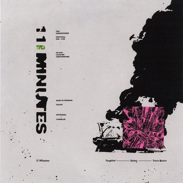 copertina brano 11 minutes