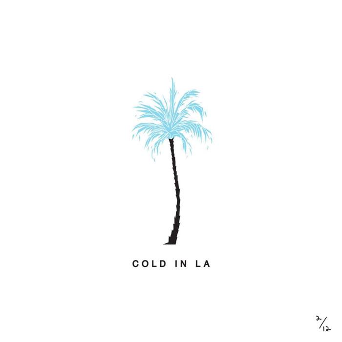 copertina canzone Cold In LA