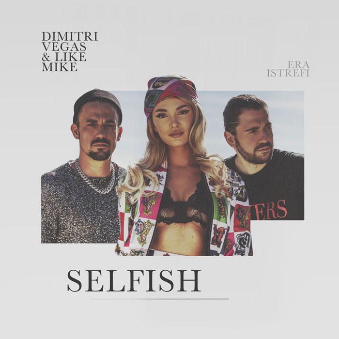 copertina brano selfish