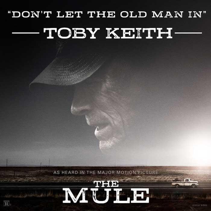 la copertina del brano Don't Let the Old Man In