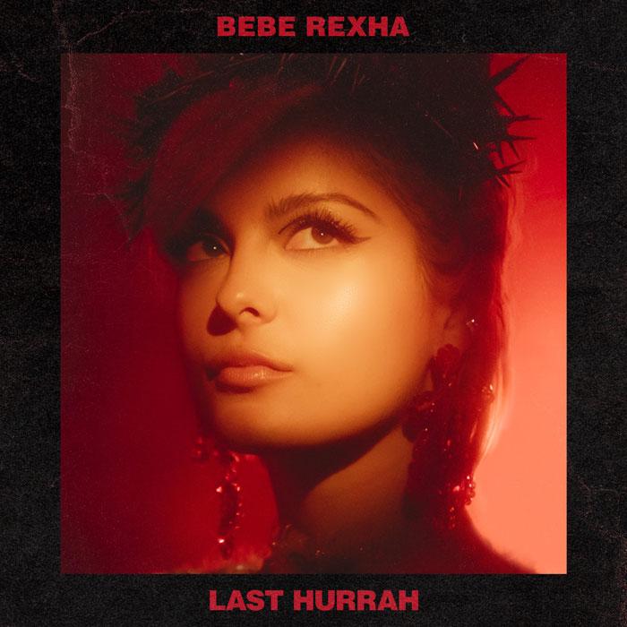 la copertina del brano last hurrah