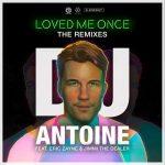 copertina dei remix di Loved Me Once