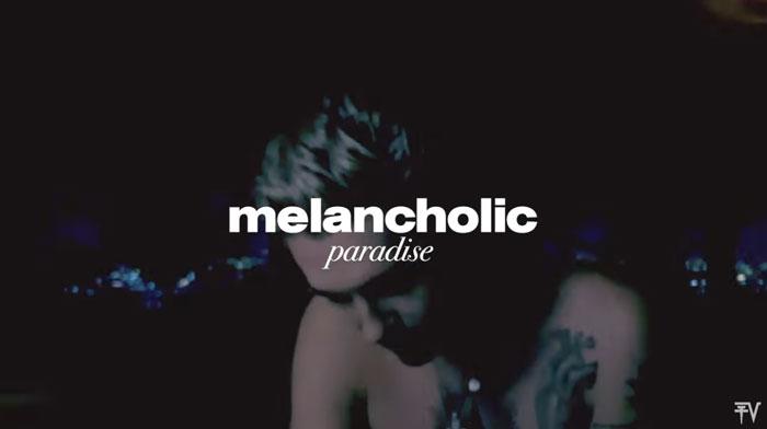 il lyric video di Melancholic Paradise