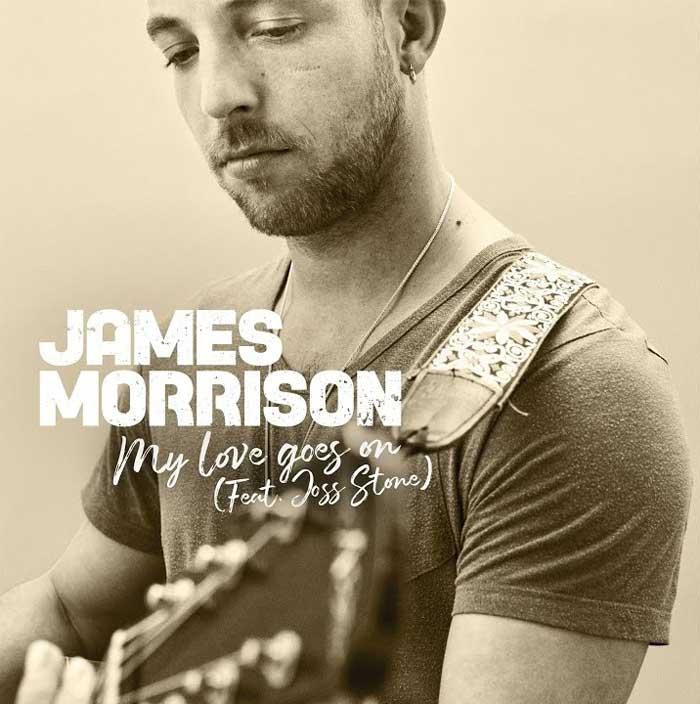 copertina singolo My Love Goes On