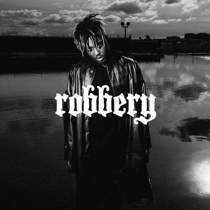 Copertina canzone Robbery