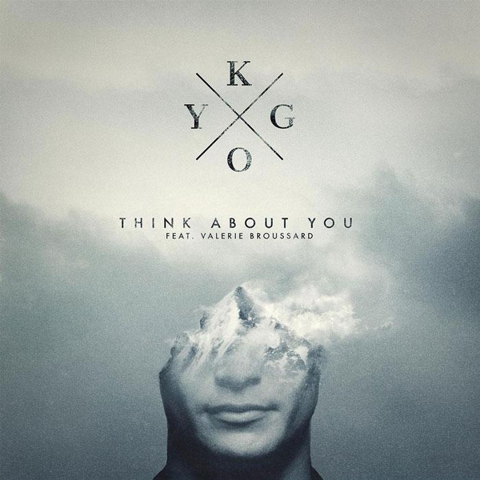 la copertina di Think About You