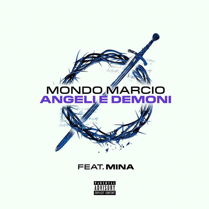 copertina canzone angeli e demoni