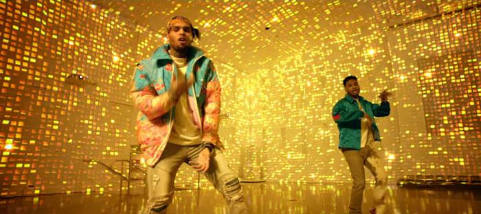 il video musicale di chi chi