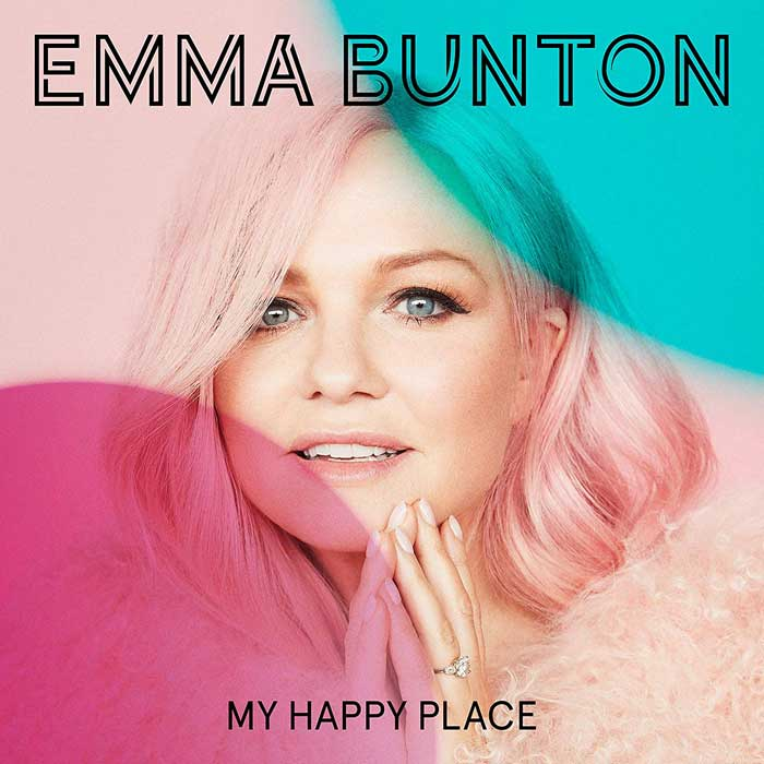 copertina album My Happy Place