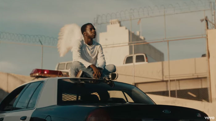 il video musicale di Preach