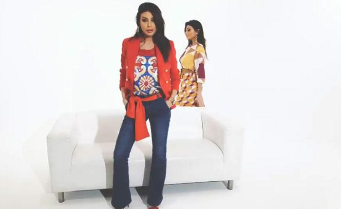 frame della pubblicità Batarà Fashion