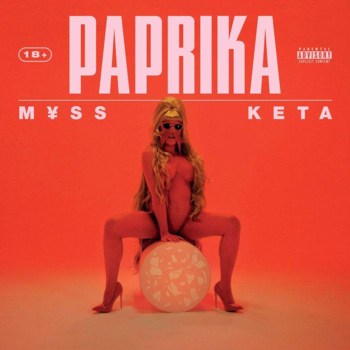 copertina album paprika