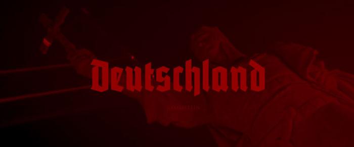 il video ufficiale di Deutschland