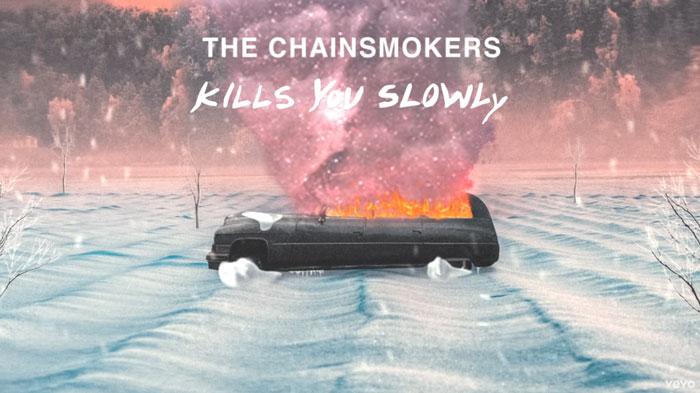 il lyric video di Kills You Slowly