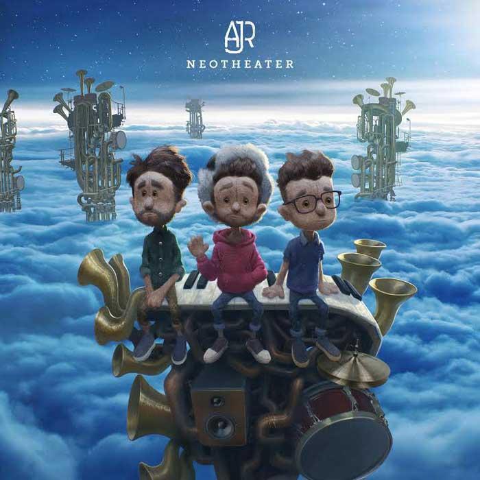 copertina album neotheater