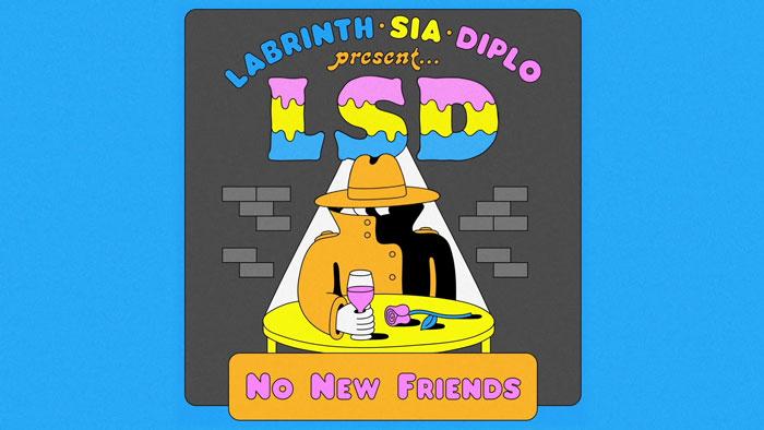 No New Friends lsd