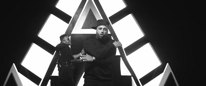 il video musicale di Te Robaré