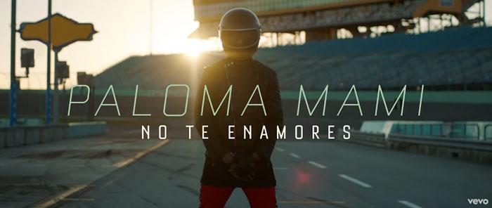 il video musicale di No Te Enamores