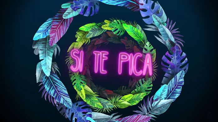 il lyric video di Pica