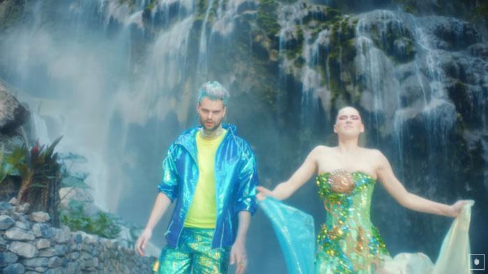 il video musicale di fantasy