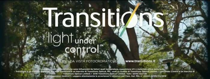 pubblicità transitions 2019