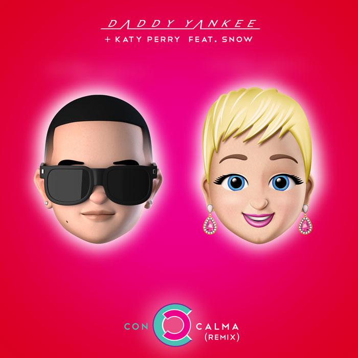 Daddy Yankee Katy Perry con calma remix