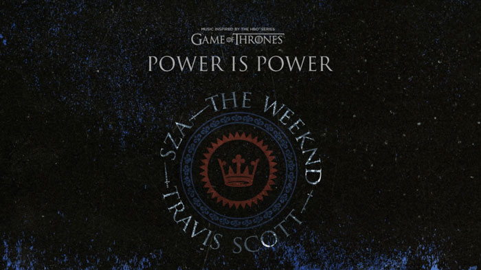 For The Throne Power is Power from
