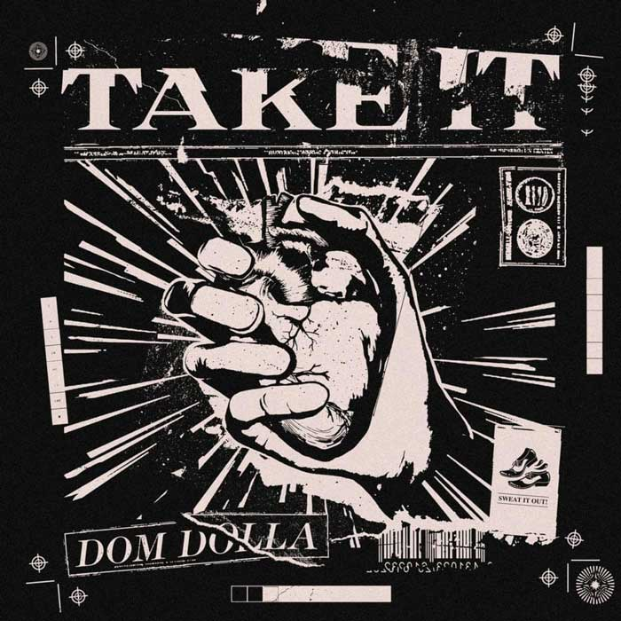 copertina take it dom dolla