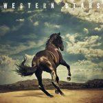 Bruce Springsteen copertina album Western Stars