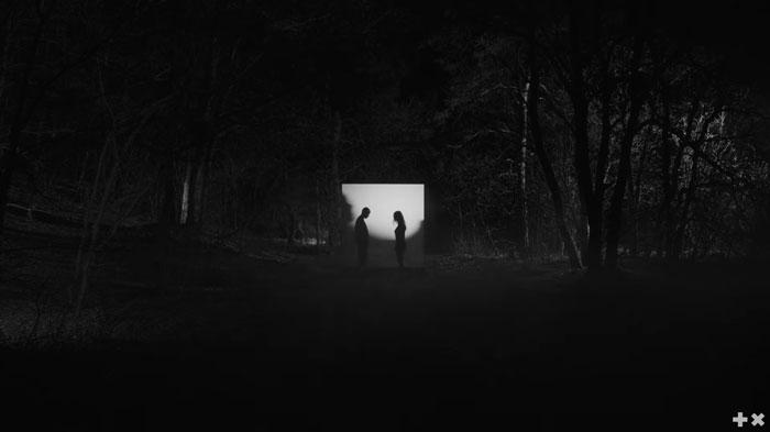 il video musicale di mistaken