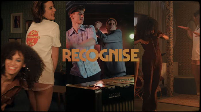 il video di recognize