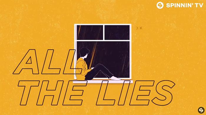 il lyric video di All The Lies