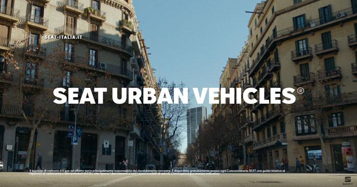 pubblicità seat suv Seat Urban Veichles 2019