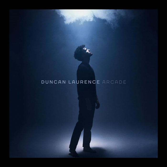 duncan laurence copertina canzone arcade