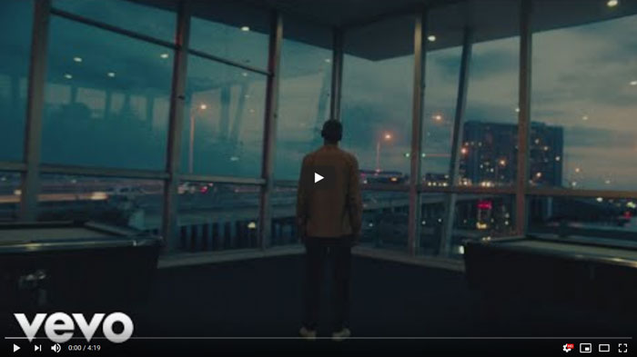 video ufficiale 3 Nights dominic fike