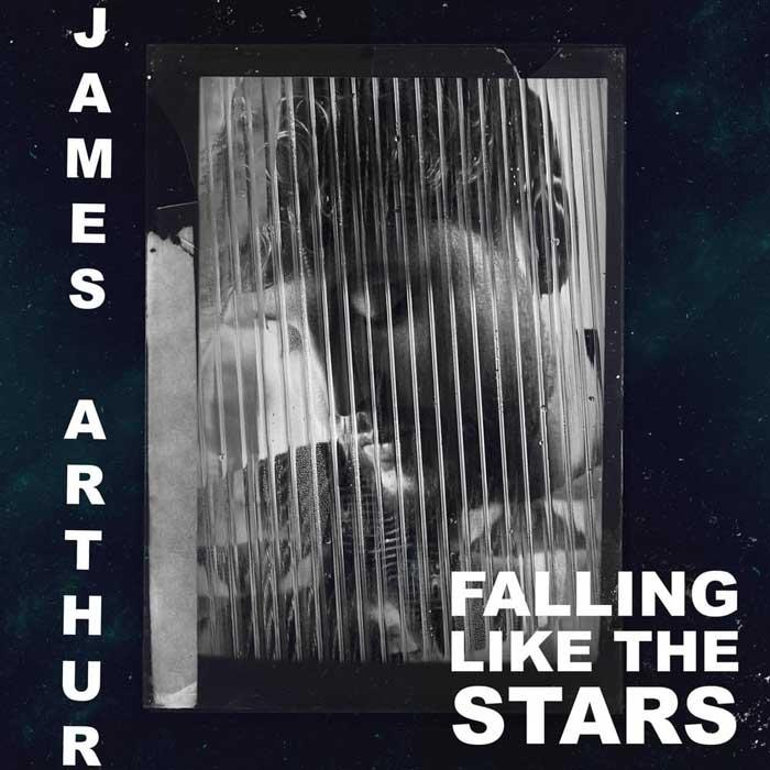 copertina Falling like the Stars arthur