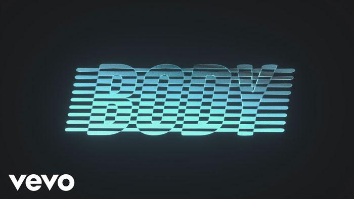 frame lyric video body 2 body