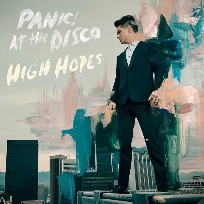 copertina brano high hopes